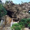 沖縄本島 南部〜北部(5)〜琉球 創生神 アマミキヨのお墓参りとダブルレインボー〜