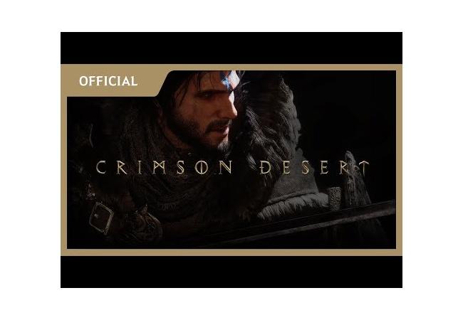 【紅の砂漠】黒い砂漠の開発パールアビス、次世代MMORPG「CRIMSON DESART」のトレーラー初公開!!
