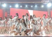 【FNS歌謡祭】AKB48が「NO WAY MAN」を披露!IZ*ONEメンバー含む23人ver!