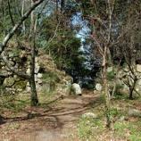『いつか行きたい日本の名所 観音寺城跡』の画像