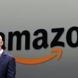 『アマゾンとマイクロソフトが手を組む』の画像
