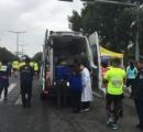 マラソン中に33歳の男性が死亡  中国