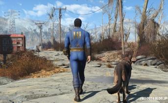 Fallout4 センターカメラ調整