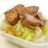 『カツオの角煮で作るネオ・ハードコア弁当【ゆず活デスクめし】』の画像
