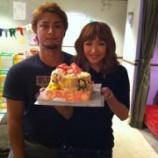 『【芸能/MLB】紗栄子がダルビッシュとの2ショット写真を公開!「今でも支えてくれる有くんに感謝」』の画像