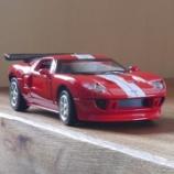 『キャストビークル フォード GT』の画像