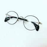 『人気のラウンド型ボストンメガネ、再入荷しました』の画像