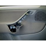 『助手席と後席のウィンドウスイッチ交換(Passat CC Window Switch(Passenger/Rear))(後編)』の画像