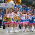 2014年横浜開港記念みなと祭国際仮装行列第62回ザよこはまパレード その61(横浜DeNAベイスターズ)