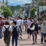 ワイ「ち、中国人観光客ちゃん!これ以上京都に来ないで!」中国人観光客「うるさいですね」ゾロゾロ