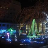 『【綾瀬市シリーズ】綾瀬市役所のイルミネーション』の画像