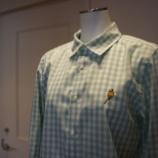 『KEITA MARUYAMA (ケイタマルヤマ) ギンガムチェックシャツ』の画像