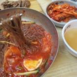 『【韓国】東大門市場(トンデムンいちば)で冷麺&カルビのランチ!』の画像