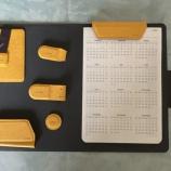 『磁石を使った整理・収納ツール「MagEasy」をカスタムしてみました。(その2)』の画像
