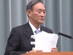 【速報】 安倍首相、退陣へ!!! 後任は菅官房長官で決定!!!