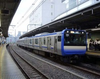 『総武・横須賀線用E235系1000番代にも線路設備モニタリング装置』の画像