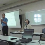 『笑い測定器を開発された恩師・木村洋二先生のご講演』の画像