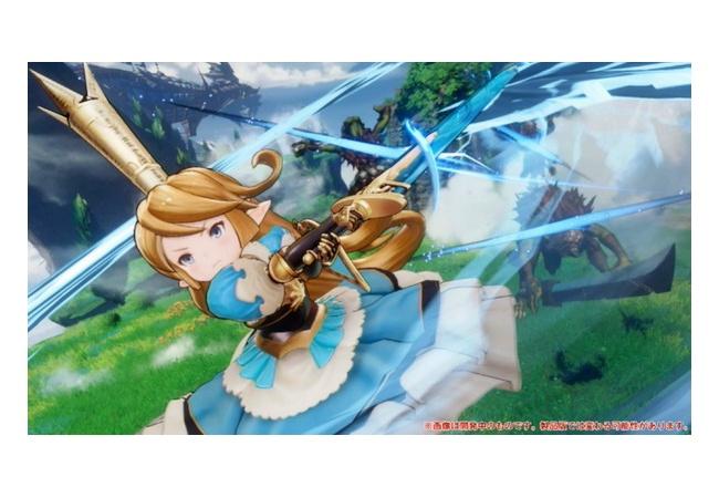 PS4のグランブルーファンタジーwwwwww