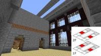 大図書館を作る (15) <一般吹き抜け蔵書室>