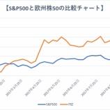 『米国株はオワコン?米国株より欧州株が魅力的なワケ』の画像