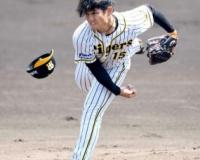阪神・西純2回0封3K エキシビマッチで1軍へ「自信がついた」