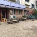 『休園中の幼稚園…』の画像