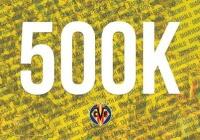 ビジャレアル、久保建英関連のツイートを連発して50万フォロワー突破!
