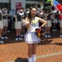 2015年 第12回大船まつり その49(鎌倉女子大学中高等部マーチングバンド)