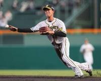 敗戦の中で光った阪神・小幡の2つの好守 矢野監督「俺からもいい守備だと見えたよ」