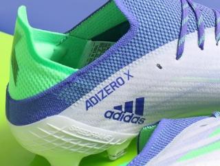 「エックススピードフロー」にアディゼロプライムXをモチーフにした新色が登場!
