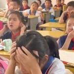 【動画】中国、小学生に「忠犬ハチ公」の映画を見せたら教室中で大号泣が止まらなくなる!