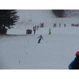 『志賀高原初滑り2期。今日は�天ヶ原スキー場にて。』の画像