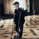 『平昌前、テンくんも右足靭帯を痛めていた』の画像