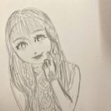 『[イコラブ] 大場花菜「莉沙の練習 音嶋せんぱい難しい…」』の画像