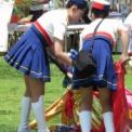 第67回湘南ひらつか七夕まつり2017 その35(神奈川県警察音楽隊/カラーガード隊)