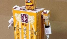 【日本の創作】   日本人が ミルクキャラメルの箱で 完全変形ゴールドライタンを作ってるぞwwwwwwwwwww   海外の反応