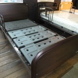『【電動ベッド・リクライニングベッド】RELAX TIMEの樹脂ボトム』の画像