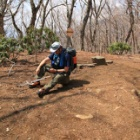 『ブロ友登山隊春キャンプ/まずは御坂黒岳縦走へ行こう☆その2』の画像