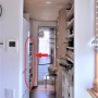 【パントリー】築7年目で史上最高の浅い棚収納が完成!癒しの北欧コレクション空間♪