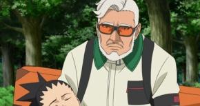 【BORUTO -ボルト-】第212話 感想 殻の超重要人物アマドが亡命!?