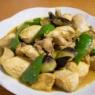 【レシピ】鶏とナスのだしカレーバター炒め