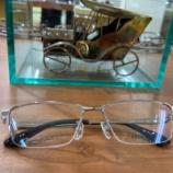『大人のカジュアル眼鏡フレーム』の画像