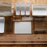 ☆新生活にお勧め!ニトリのカラーボックスでカウンター式食器棚を作ろう!☆