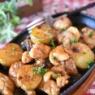 【レシピ・作り置き・主菜】こってりコクうま!新じゃがとチキンのハニーマスタード