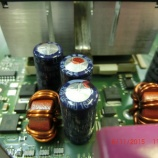 『PCサーバー用マザーボード電解コンデンサ交換工事』の画像