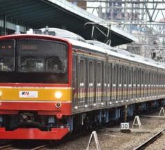 【ジョグジャ行き?】205系武蔵野線M22編成運輸省試運転(10月22日)