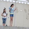 2014年湘南江の島 海の女王&海の王子コンテスト その9(海の女王2014候補者・2番)