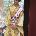 第55回鎌倉まつり2013 その33(ミス鎌倉2013・江口桃子)