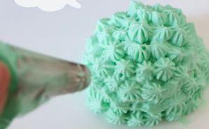 ドレスケーキを簡単に作る方法