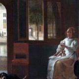 17世紀の絵画の中にスマホが?タイムトラベラーの未来人がこの時代を訪れていたと話題に(画像あり)